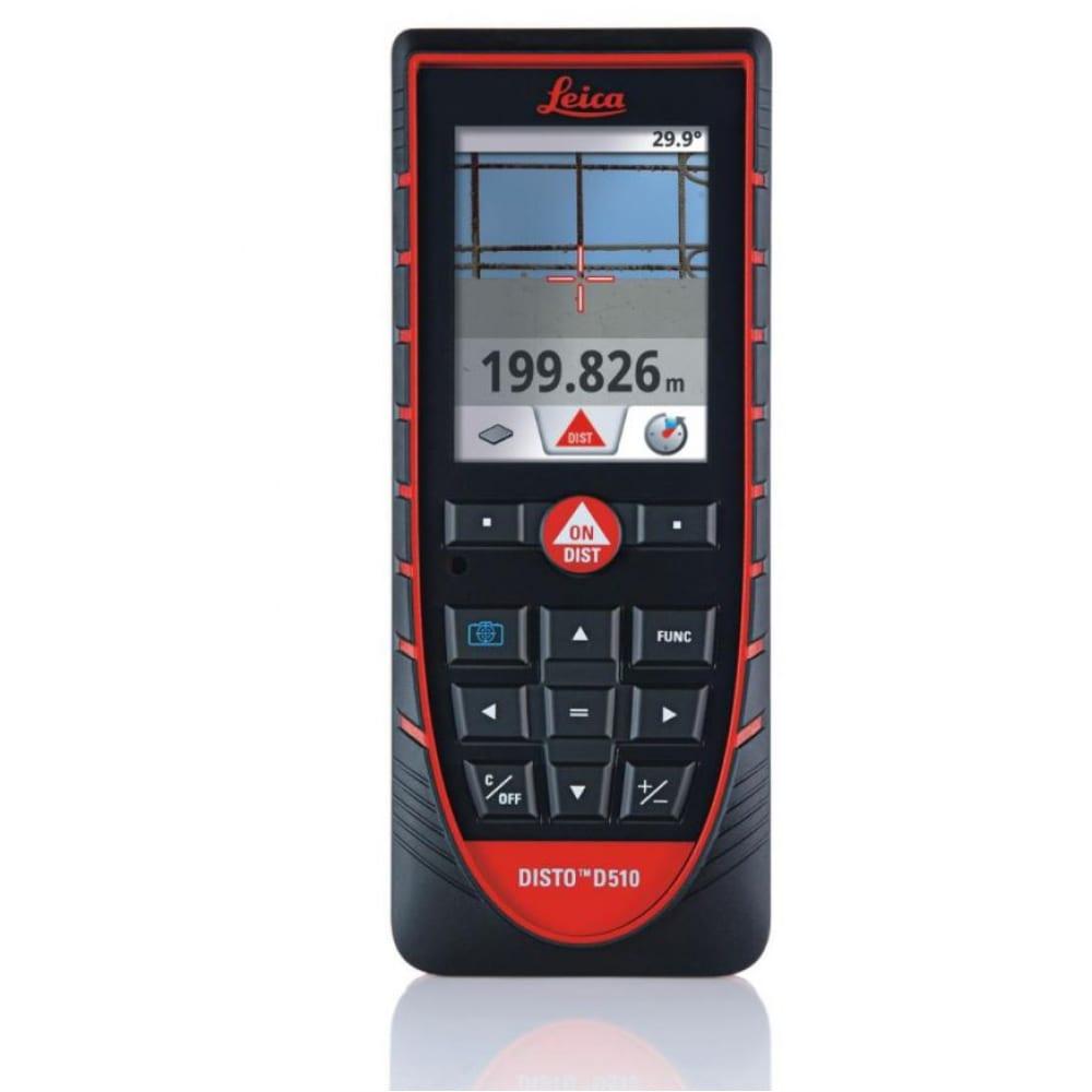 Лазерный дальномер leica disto d510 792290