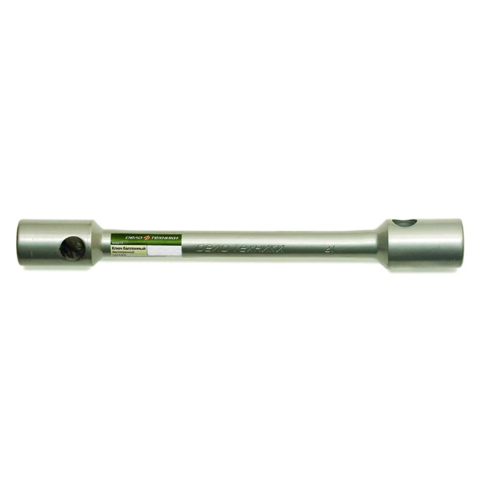 Баллонный ключ 30х32 мм x 400 мм дт/9 дело техники 533320
