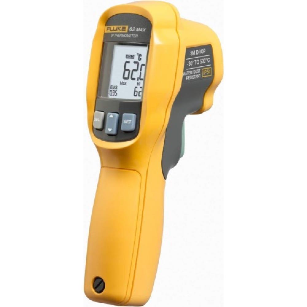 Инфракрасный термометр fluke-62 max+