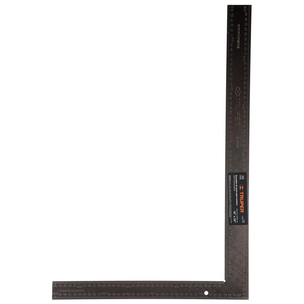 Измерительный угольник truper e-16x24 14384