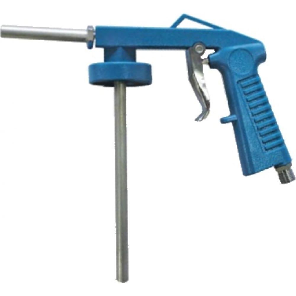 Пистолет для нанесения кузовных покрытий huberth rp208404/616