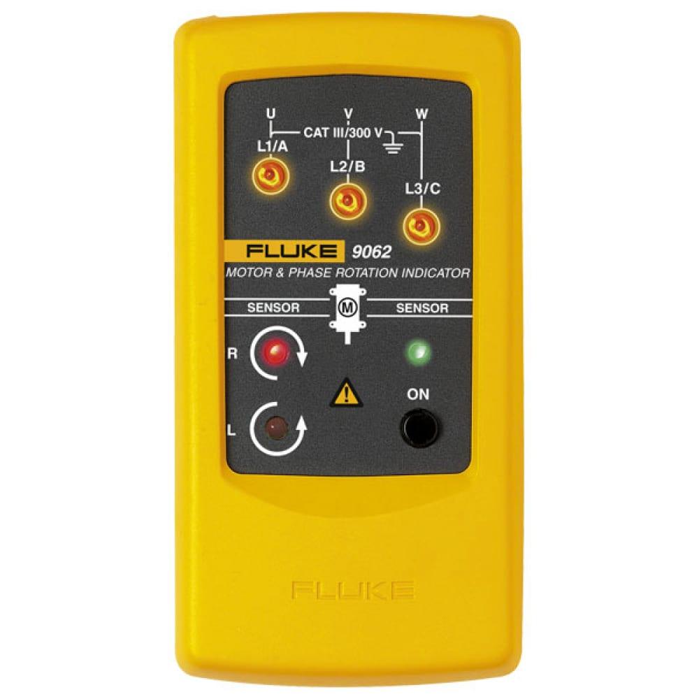 Индикатор чередования фаз fluke-9062  - купить со скидкой