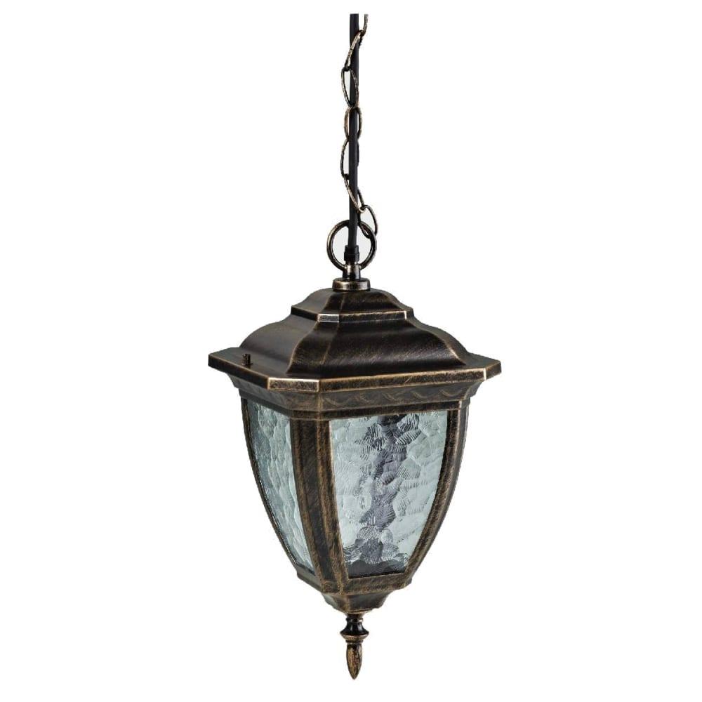 Подвесной светильник marseille duwi 24160 7, золотая умбра