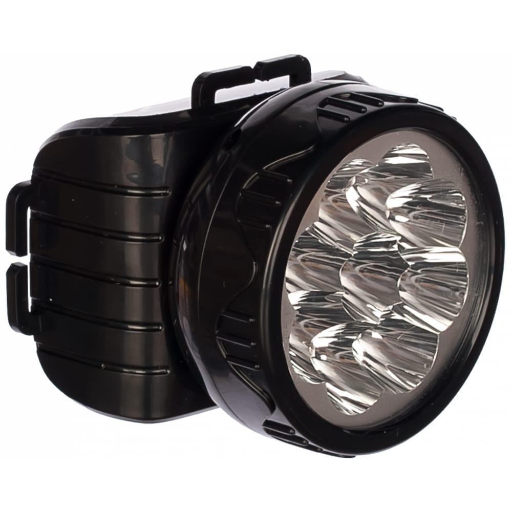 Аккумуляторный налобный фонарь 9xled трофи tg9 c0045557