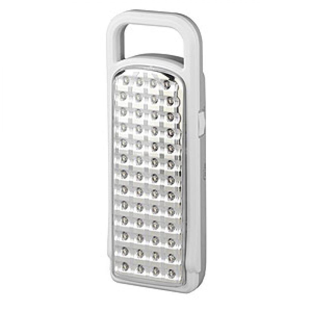 Аккумуляторный фонарь 52xled трофи tl52 б0002597