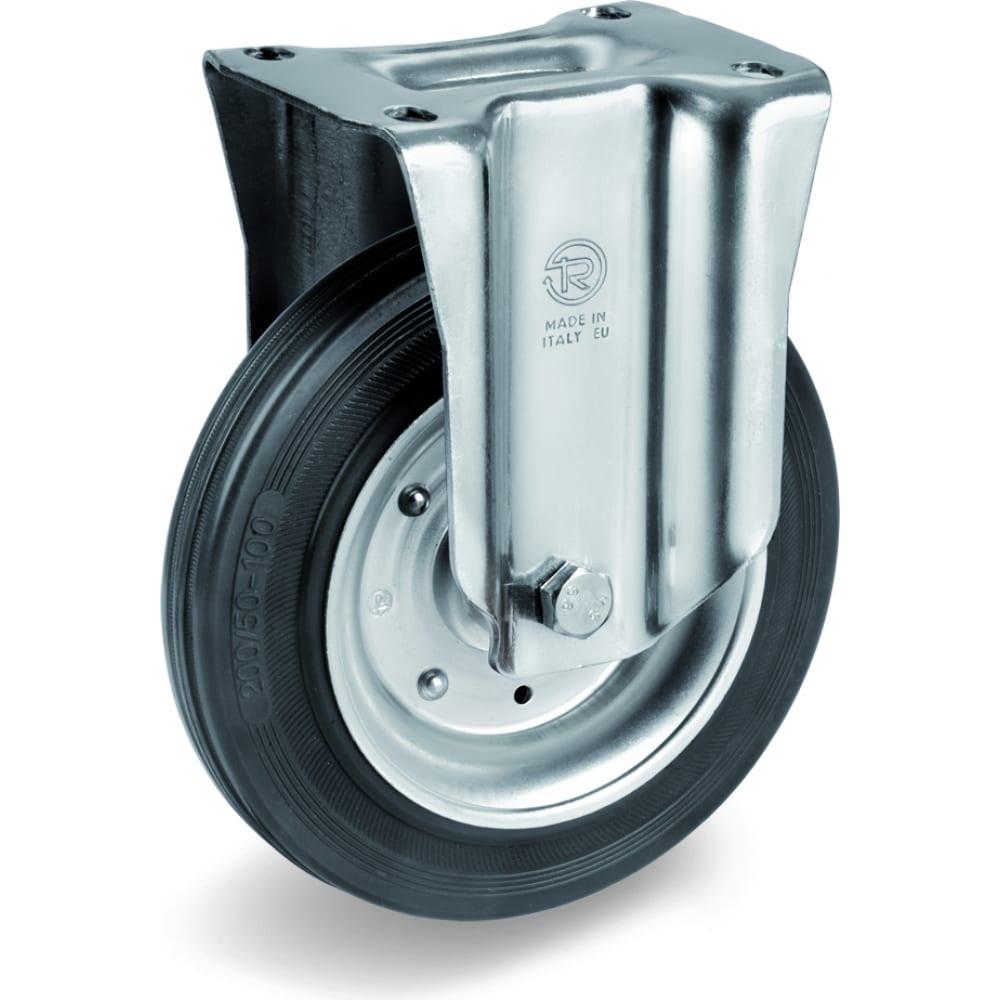 Купить Колесо со стационарной опорой (150 мм; 170 кг) tellure rota 535911