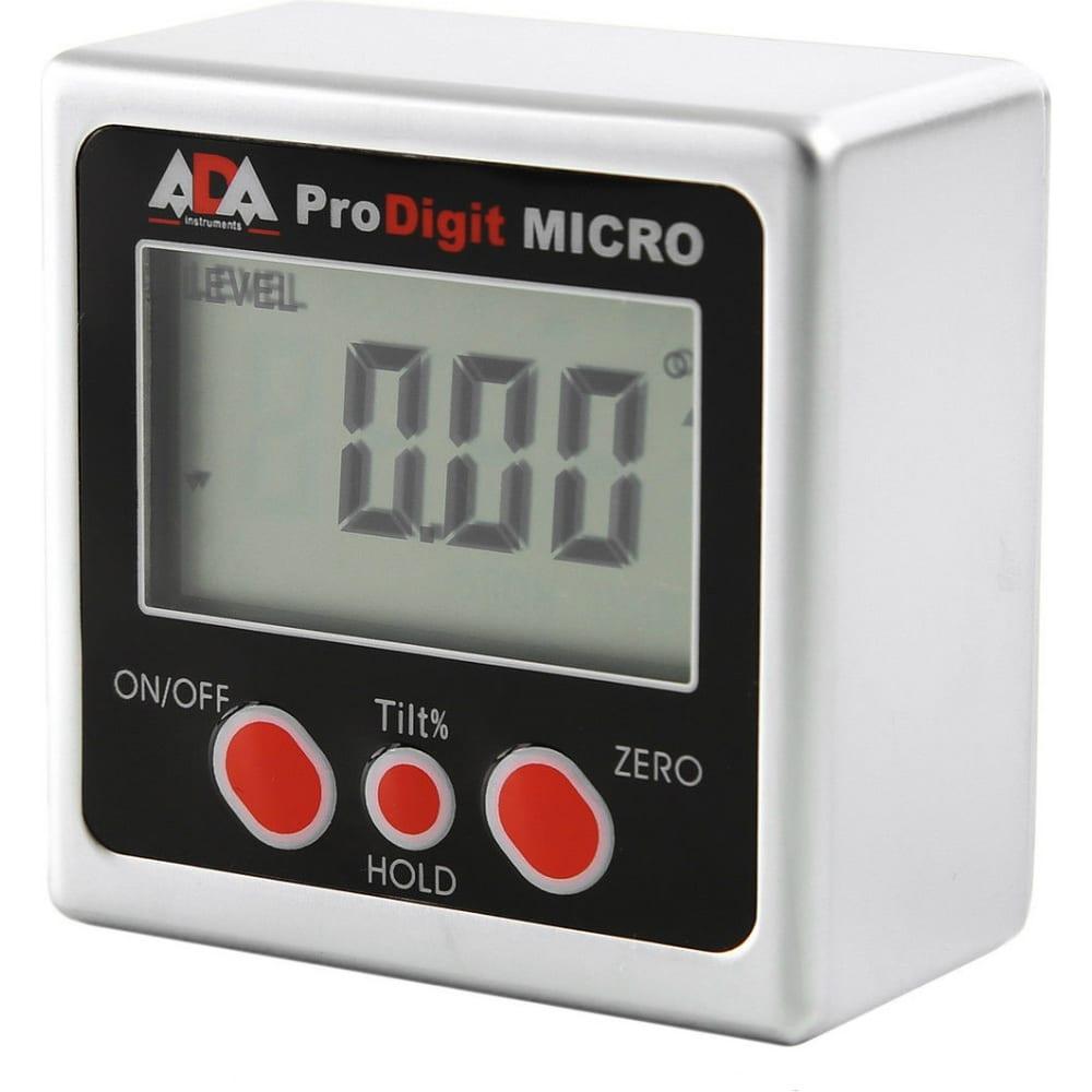 Электронный уровень ada pro digit micro а00335