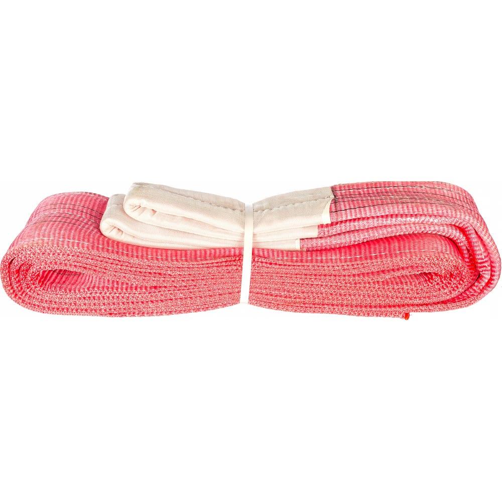 Ленточный текстильный строп кантаплюс стп-5.0/4.0мПетлевой СТП<br>Вес: 3.44 кг;<br>Длина: 4 м;<br>Цвет: красный ;<br>Ширина: 150 мм;<br>Грузоподъемность: 5 т;<br>Класс товара: Бытовой ;