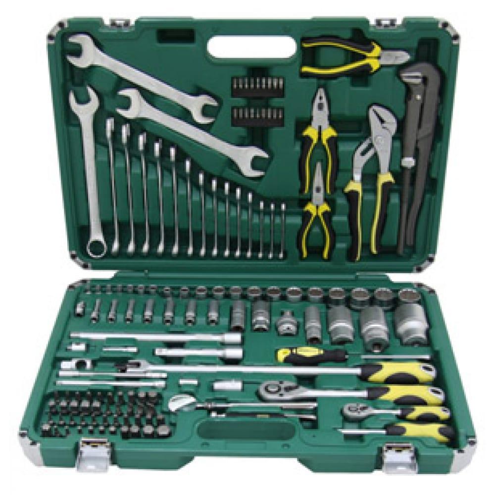 Общефункциональный набор инструмента 133 шт арсенал американец 8086360