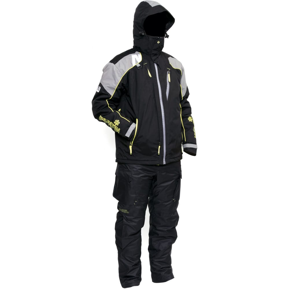 Купить Демисезонный костюм norfin verity черный 01 р.s 716001-s