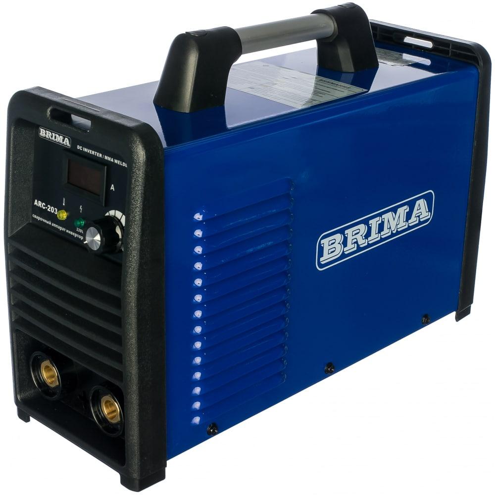 Инверторный аппарат brima arc 203 professional 0010809