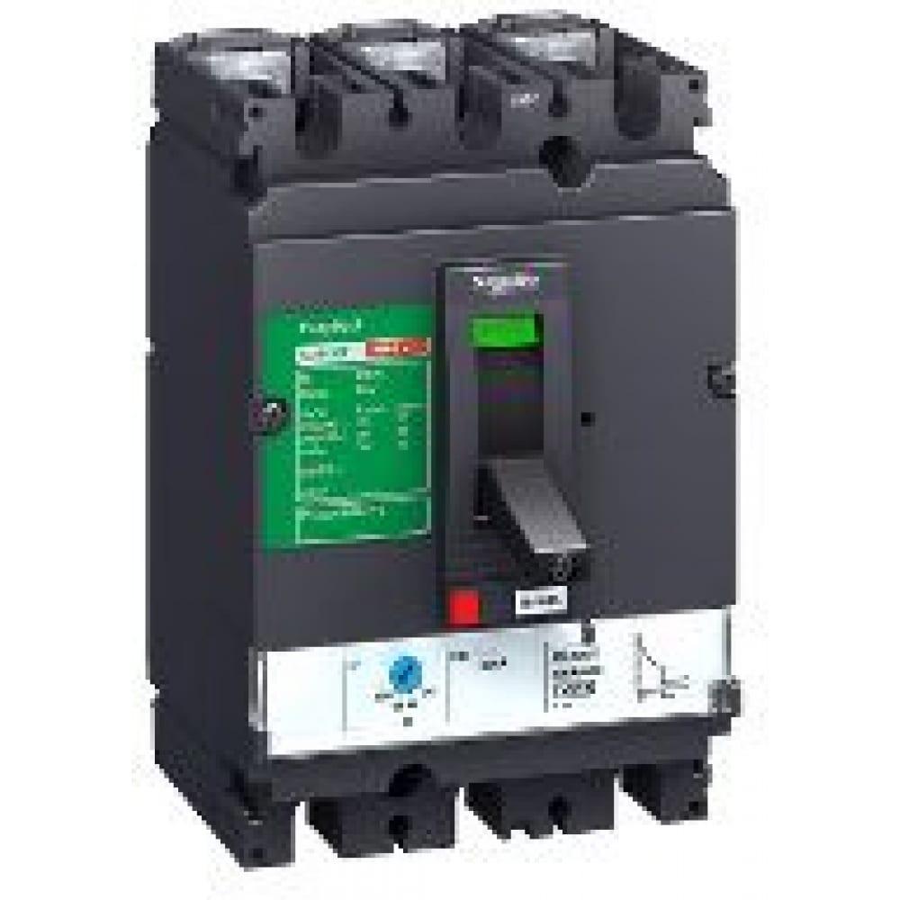 Купить Автоматический модульный выключатель cvs100f 3п 40a 36ka schneider electric lv510333