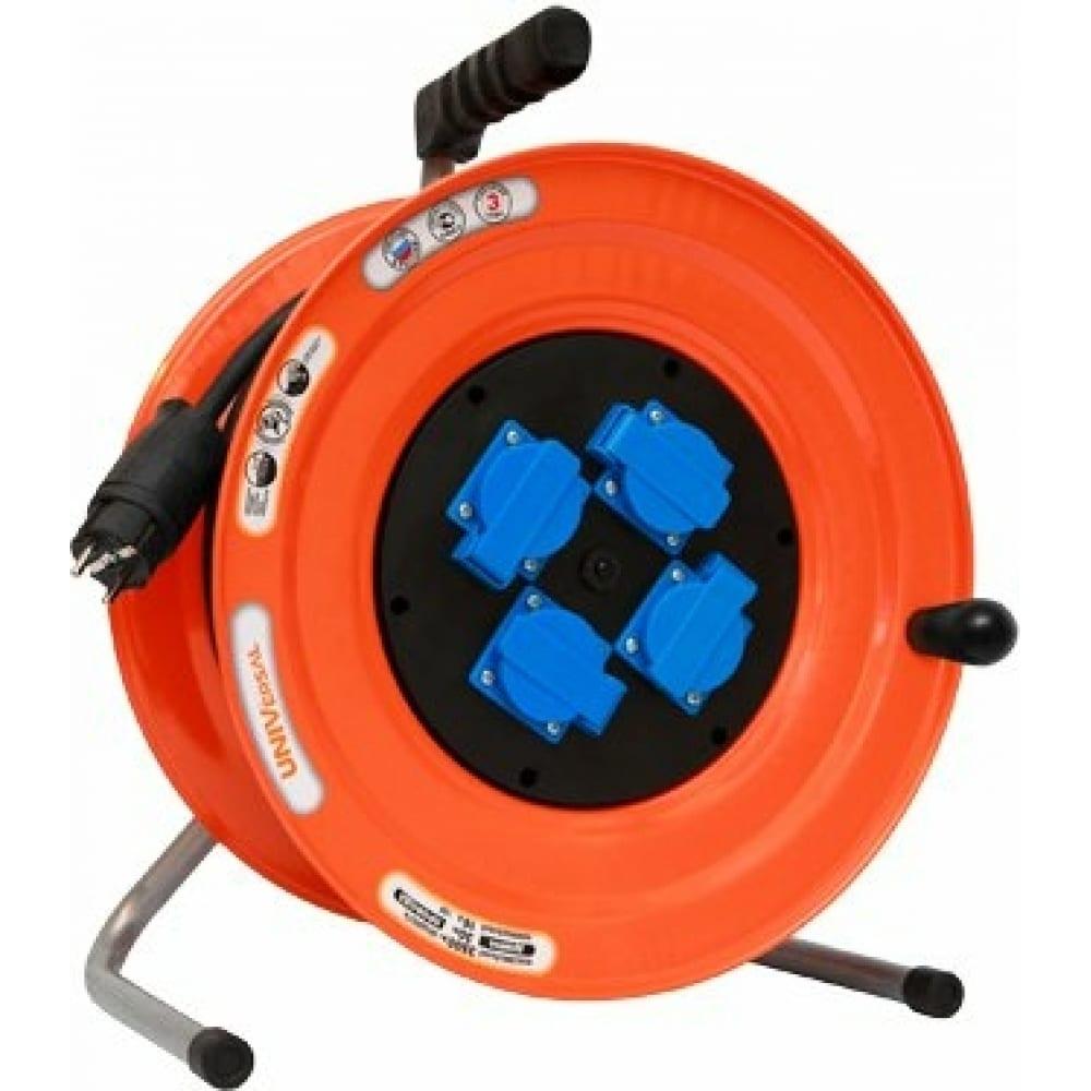 Силовой удлинитель ip-44 термо кг 3*2,5 40м universal у16-046 9633328