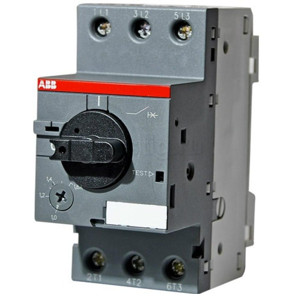 Купить Автоматический выключатель защиты двигателя ms-132-25 50ka abb 1sam350000r1014