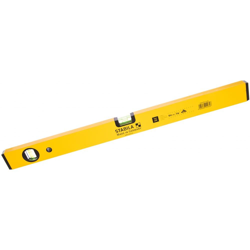 Уровень тип 70, 60 см stabila 02284