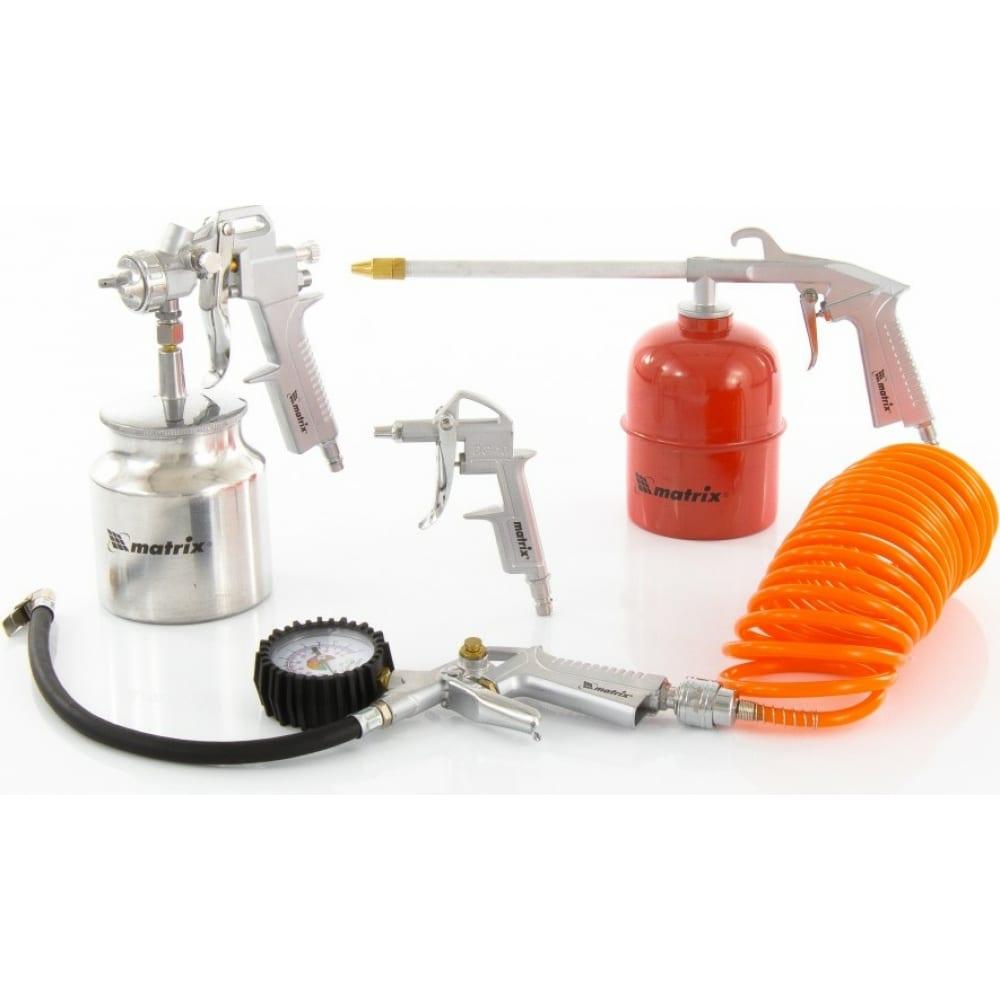 Набор пневмоинструмента matrix 57302