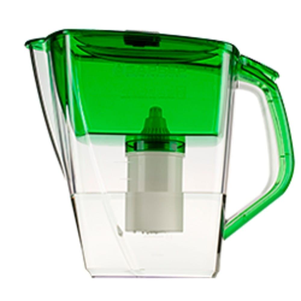 Фильтр-кувшин для очистки воды барьер гранд нео 4,2 л, цвет нефрит