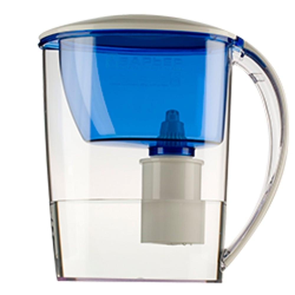 Фильтр-кувшин для очистки воды барьер экстра 2,5 л, цвет индиго