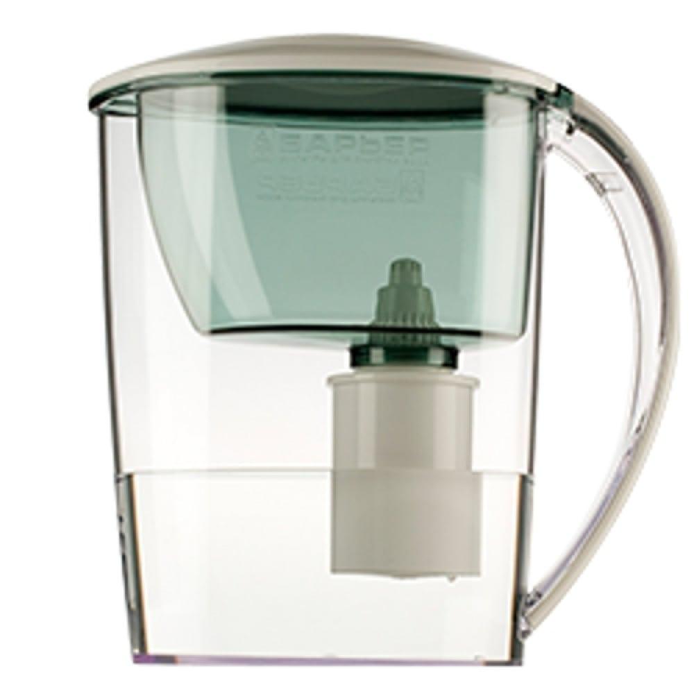 Фильтр-кувшин для очистки воды барьер экстра 2,5 л, цвет малахит