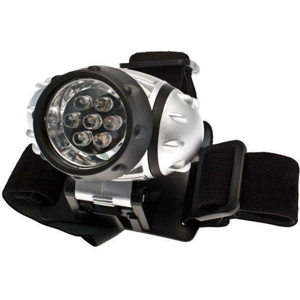 Купить Наголовный фонарь космос h7-led 3хr koc-h7-led