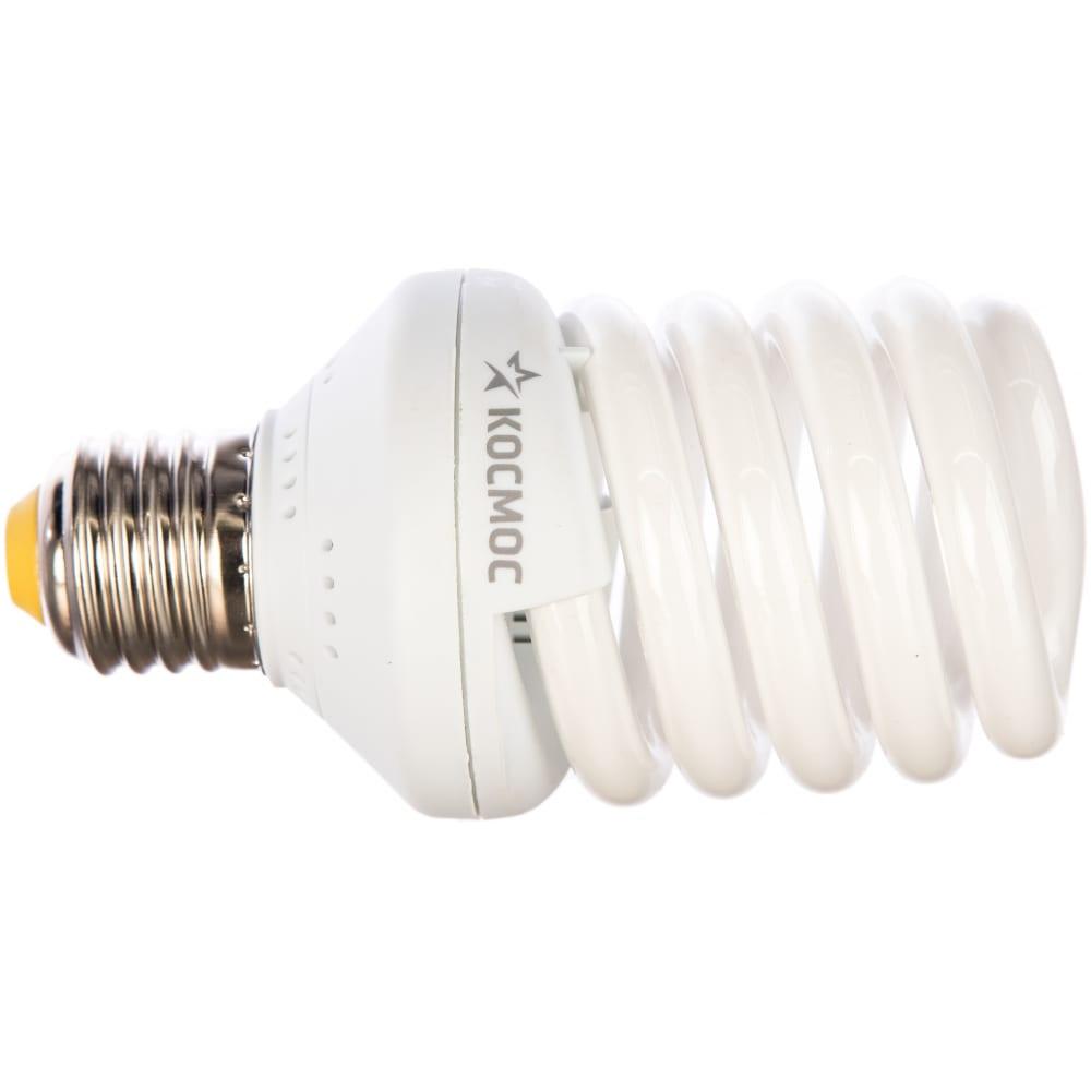 Компактная энергосберегающая лампа космос spc 30w e27 2700k lksmspc30we2727