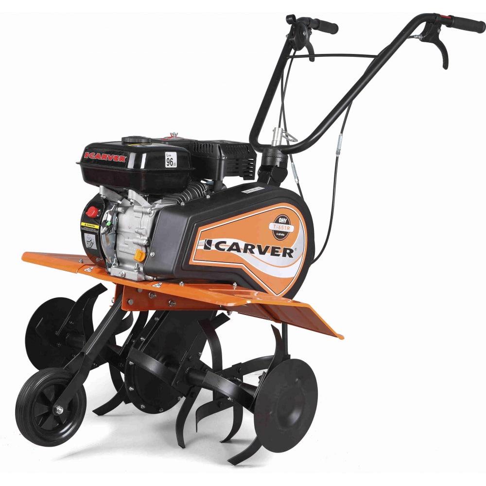 Купить Мотокультиватор carver t-651 r