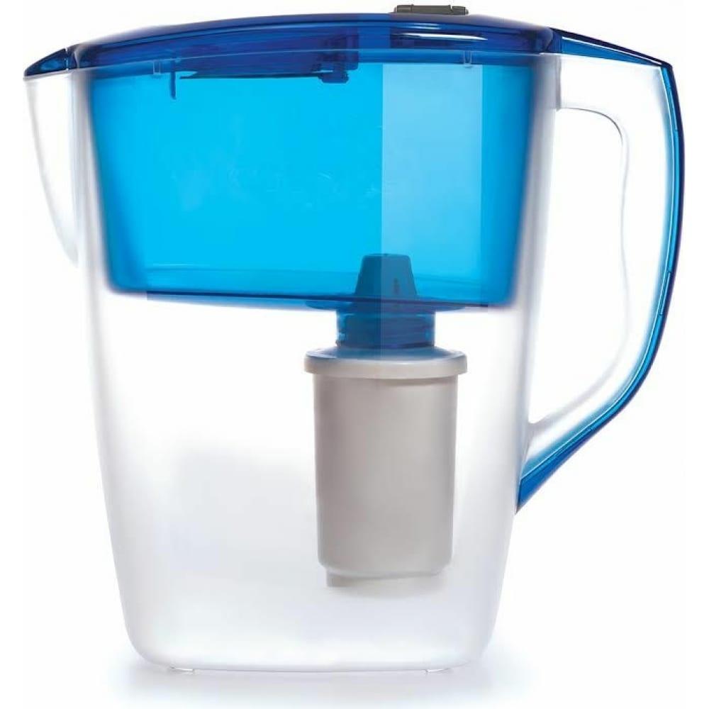 Гейзер геркулес синий 62043 фильтр кувшин