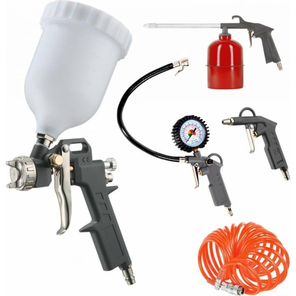 Набор окрасочного инструмента patriot 5 предметов kit 5a