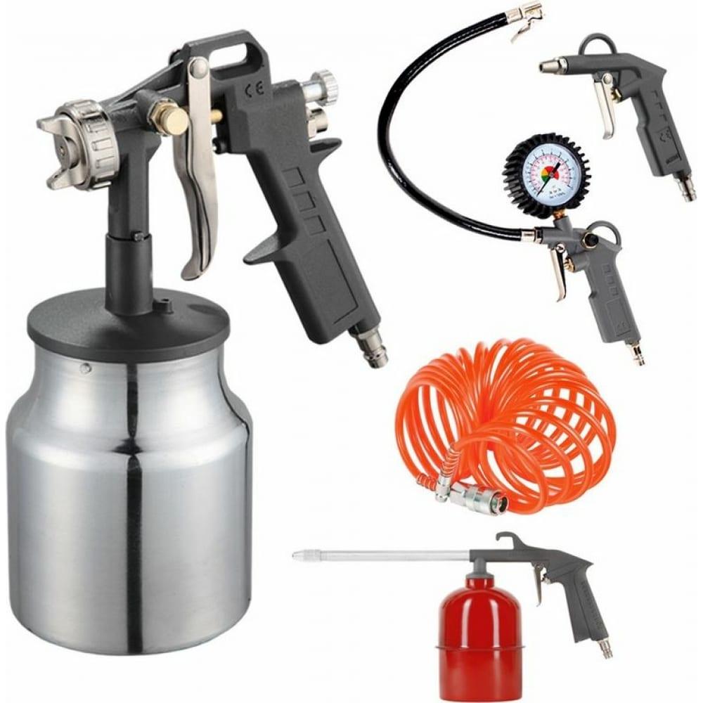 Набор окрасочного инструмента patriot 5 предметов kit 5в