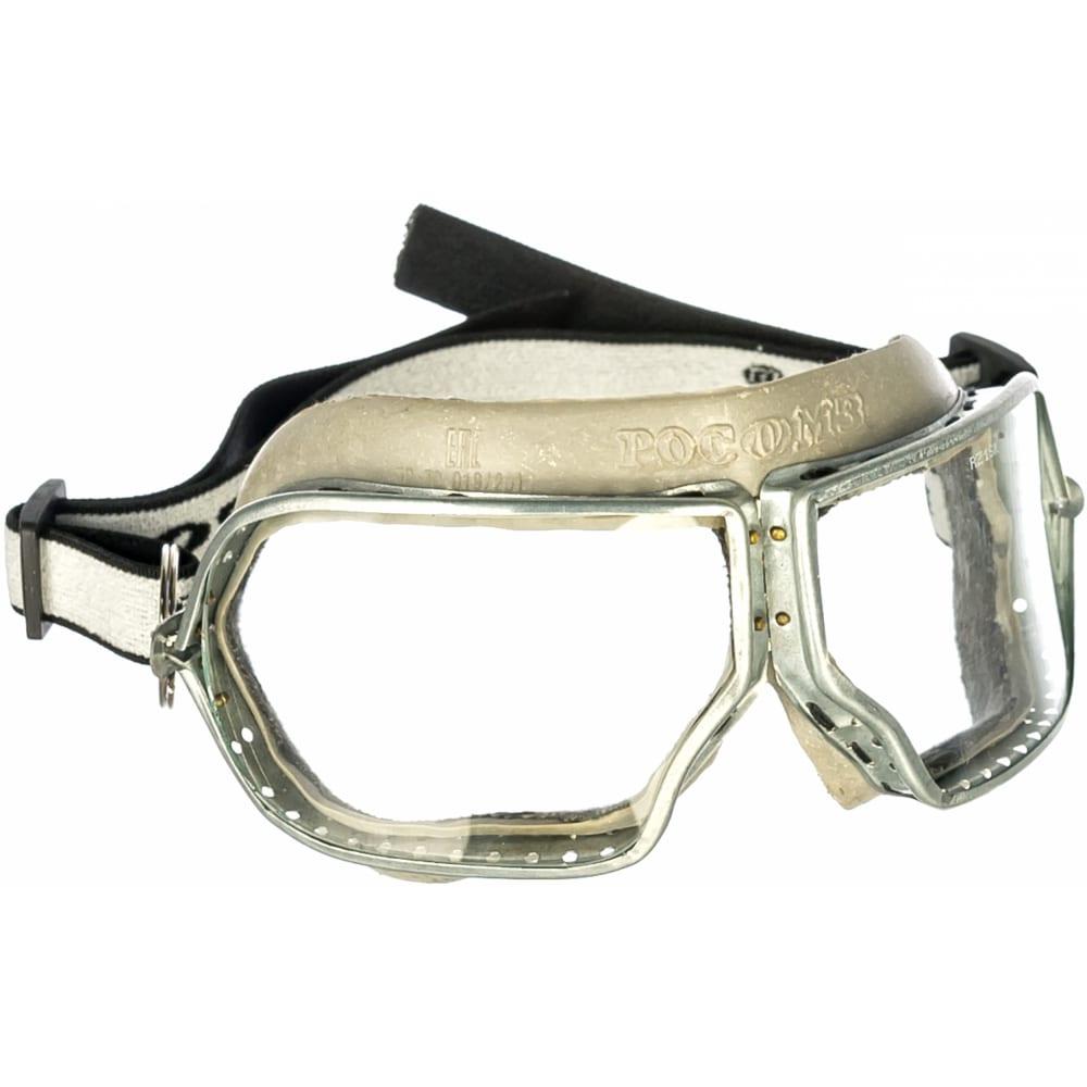 Купить Защитные закрытые очки росомз зп1 patriot 30110 с прямой вентиляцией