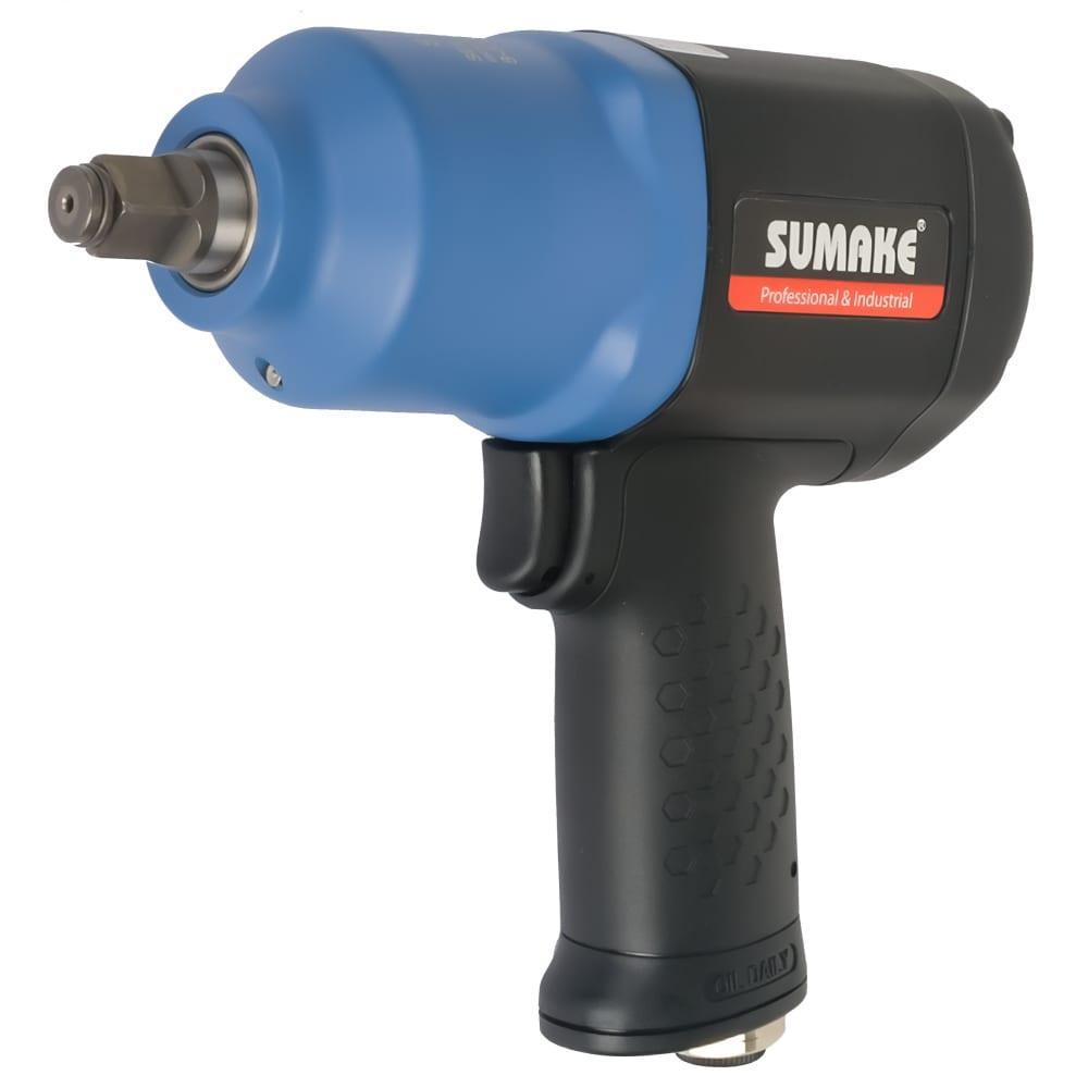 Ударный пневмогайковерт sumake st-c554 8094960