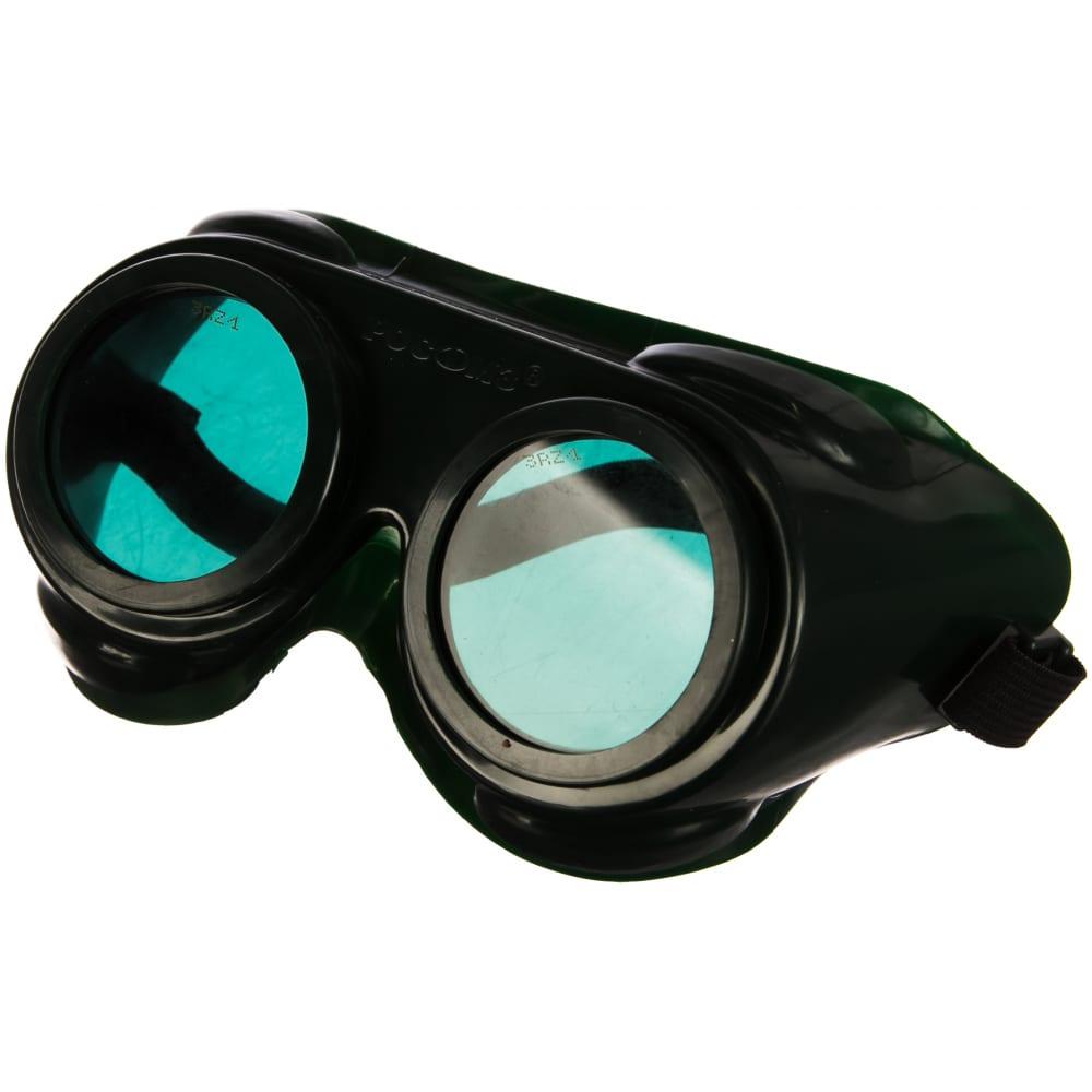 Купить Защитные очки росомз зн62 general 3 26222 закрытые, с непрямой вентиляцией