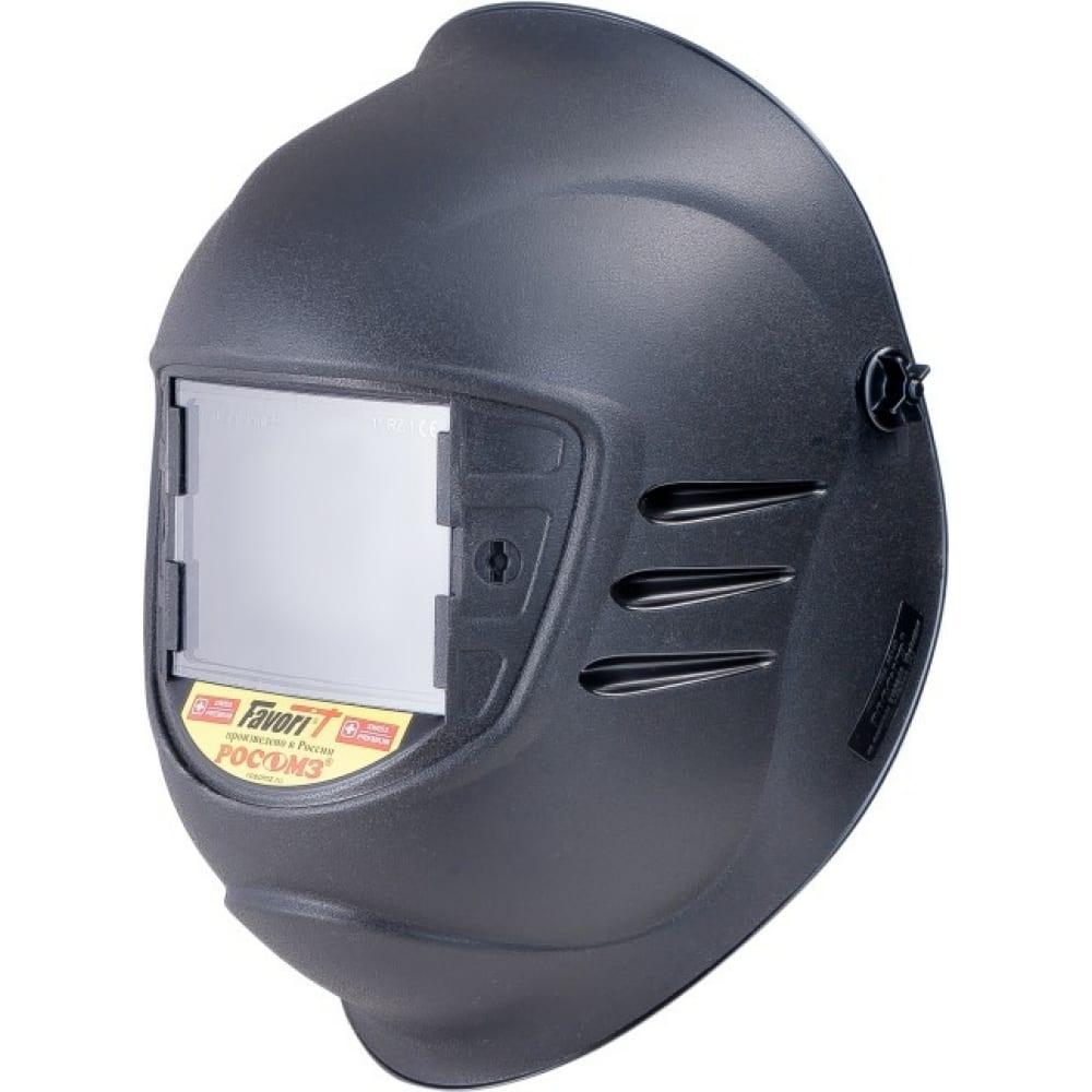 Купить Защитный лицевой щиток сварщика росомз нн-10 premier favorit 13 51367