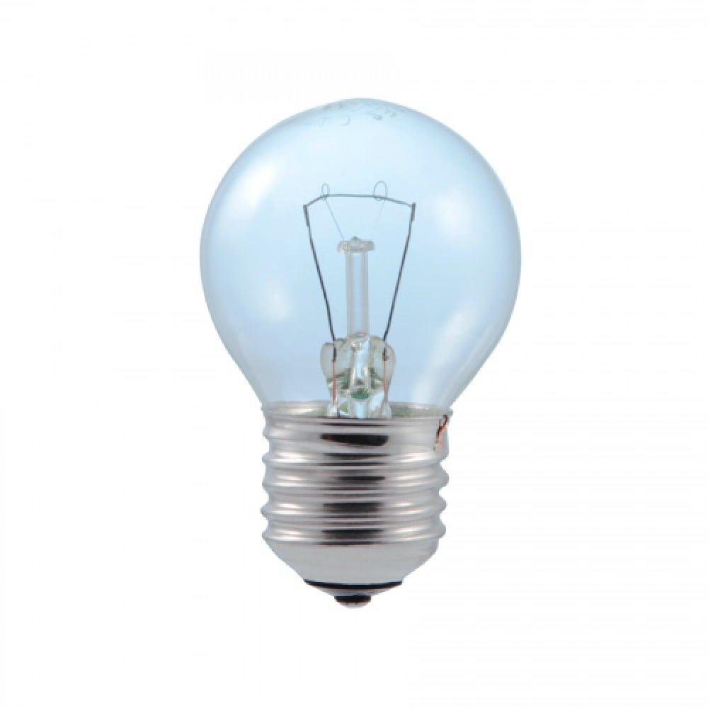 Декоративная лампа накаливания, шарик старт дш 60вт е27