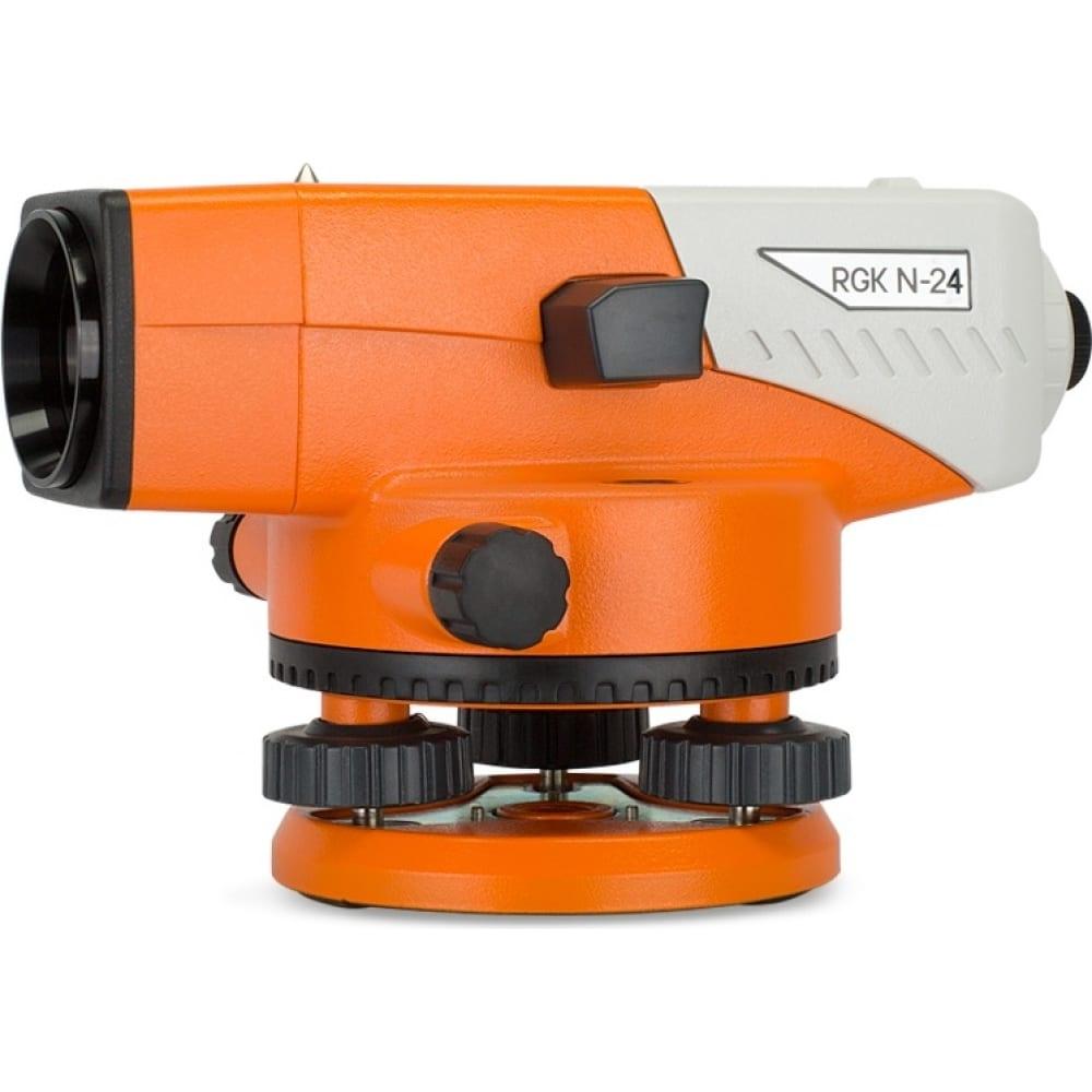 Оптический нивелир rgk n-24 (с поверкой)