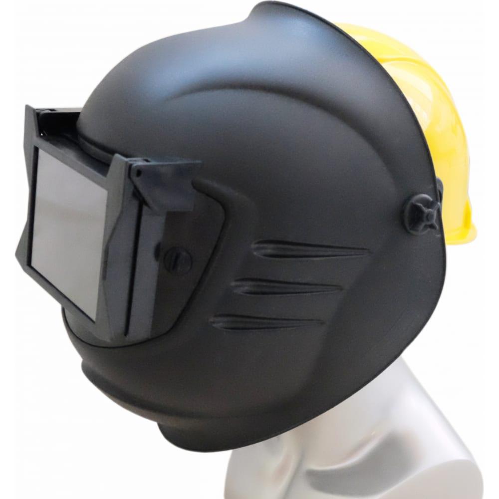 Купить Защитный лицевой щиток сварщика с креплением на каске росомз кн premier favorit 2 9 05763