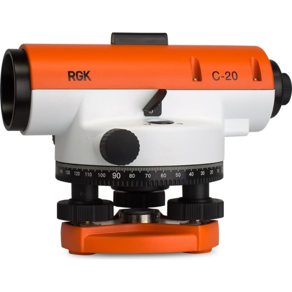 Оптический нивелир rgk с-20