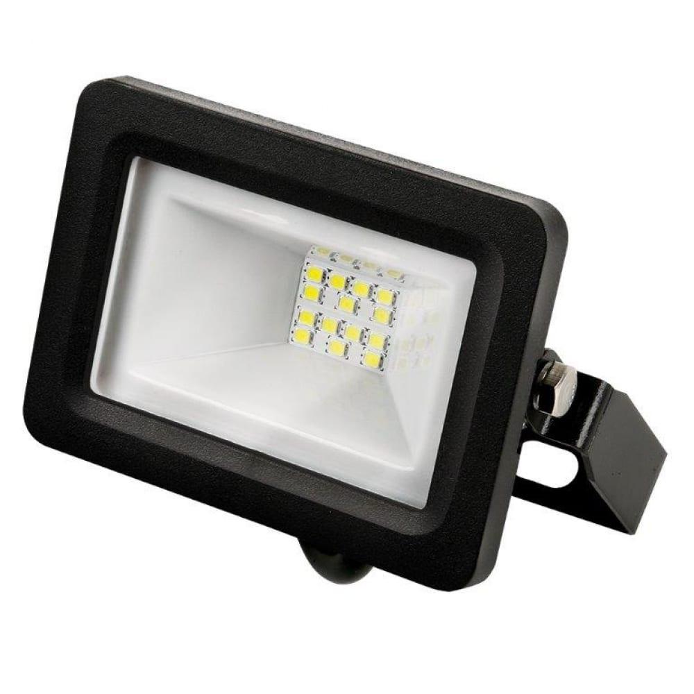Светодиодный прожектор gauss led 10w cob ip65 613100310