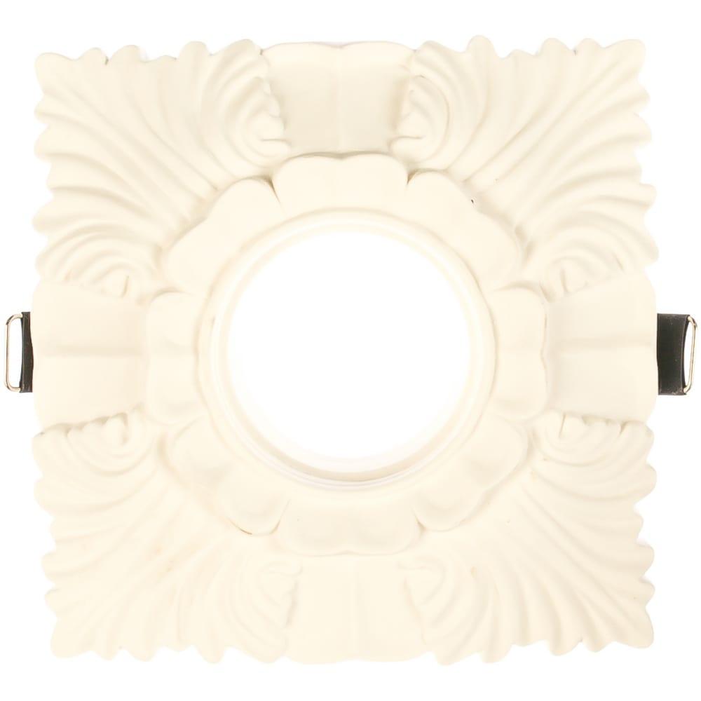 Точечный светильник gauss gypsum gy007