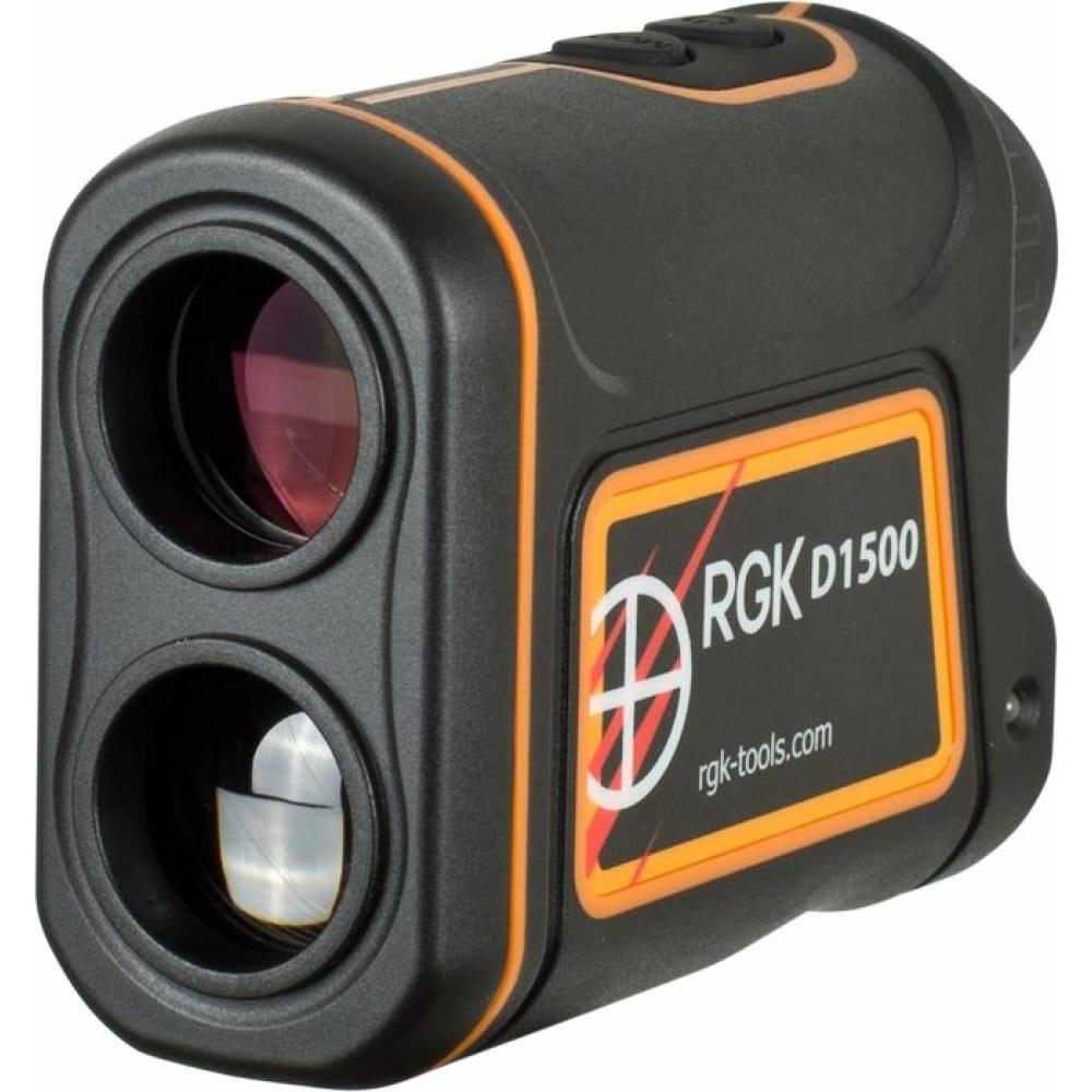 Лазерный дальномер rgk d1500