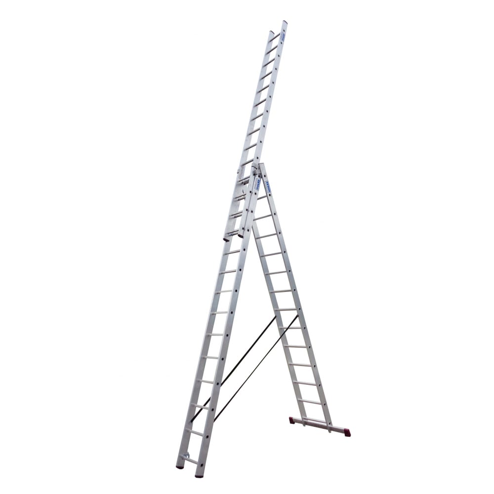 Универсальная лестница 3х14 krause 010452
