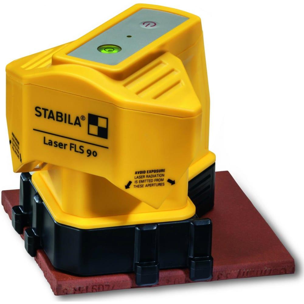 Лазерный прибор для плиточника stabila fls 90 18574