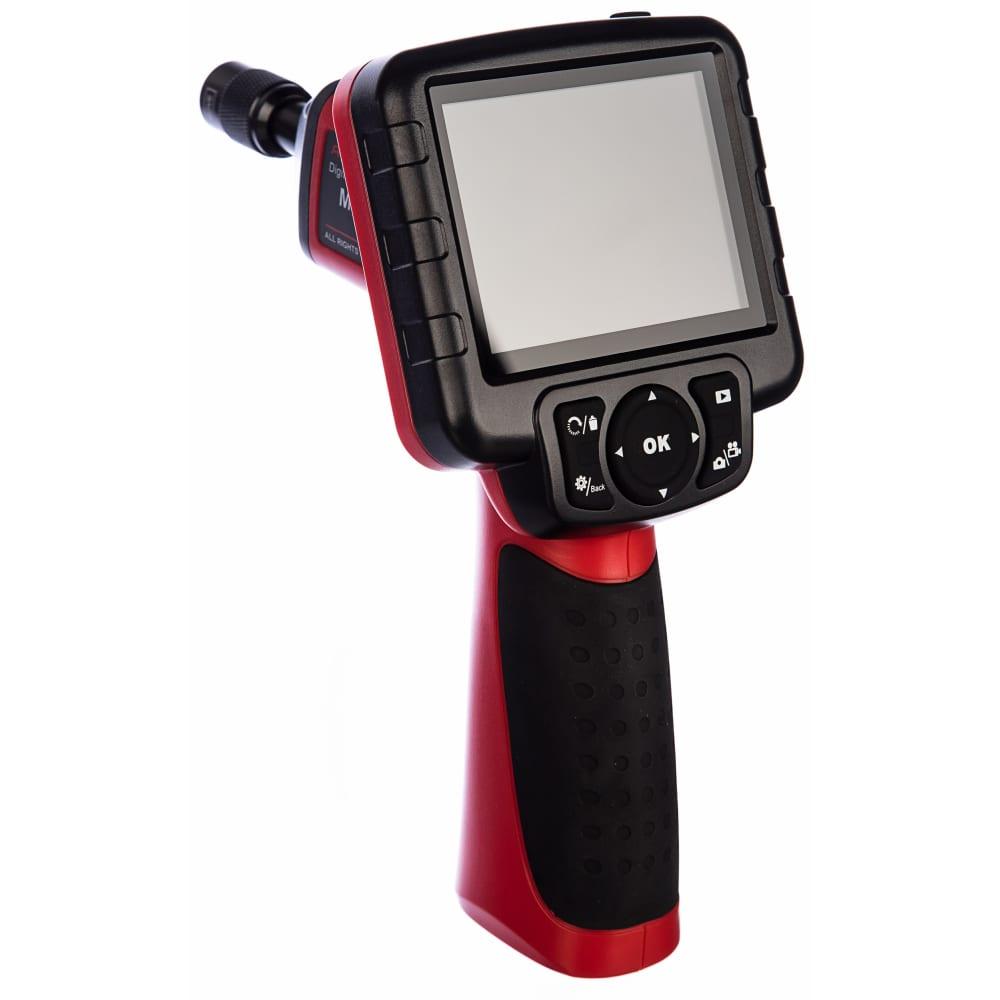 """Видеоэндоскоп с зондом 8.5 мм и экраном 3.5"""" 320x240 tft lcd autel maxivideo mv400"""