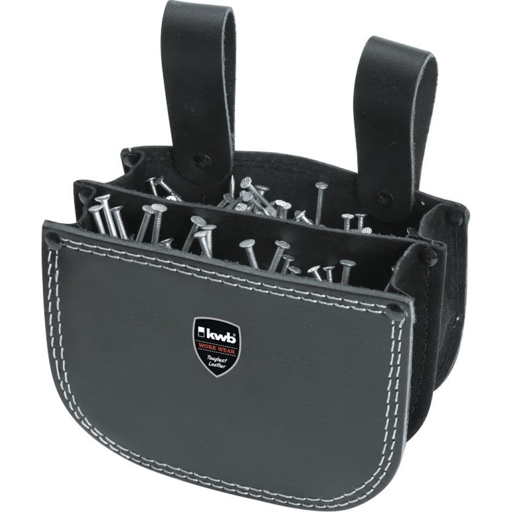 Поясная сумка для гвоздей kwb 906420