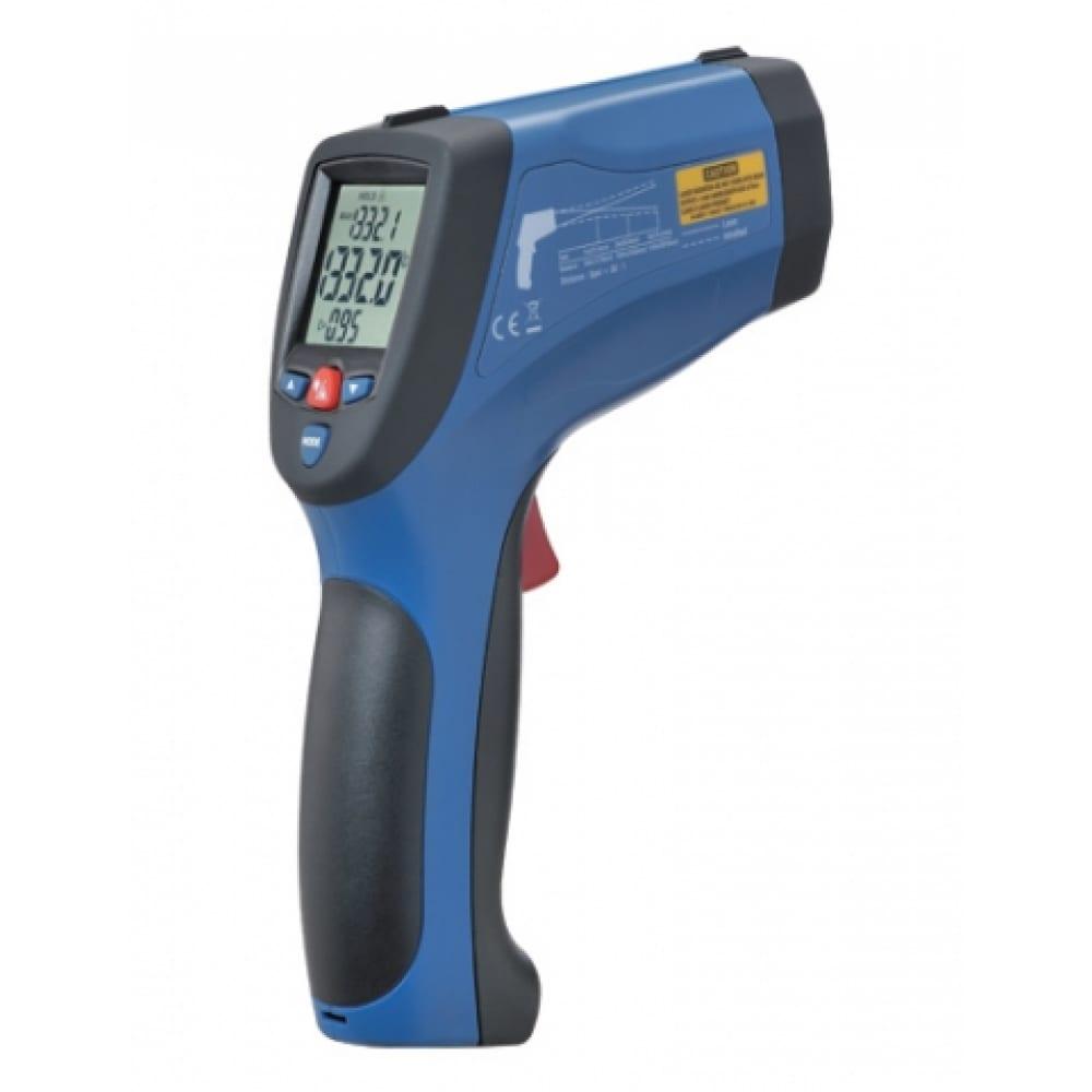 Профессиональный инфракрасный термометр сем dt-8867h 480830