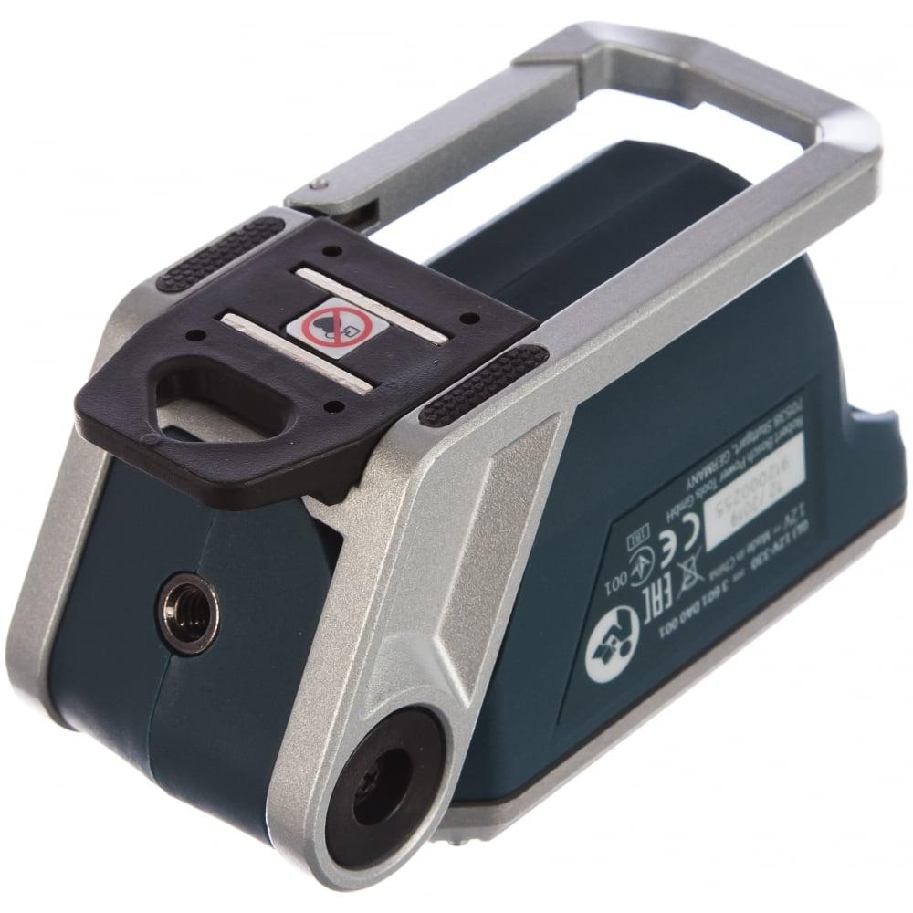 Аккумуляторный фонарь bosch gli deciled 0.601.4a0.000