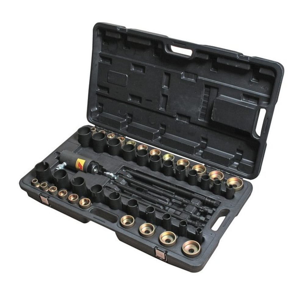 Универсальный набор съемников сайлентблоков (гидравлический привод, кейс) jtc-4704