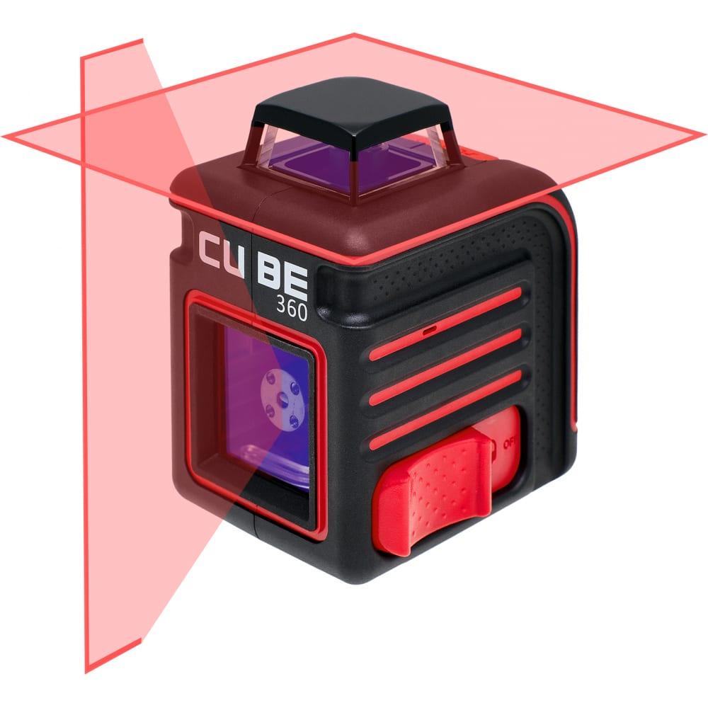 Построитель лазерных плоскостей ada cube 360 basic edition а00443