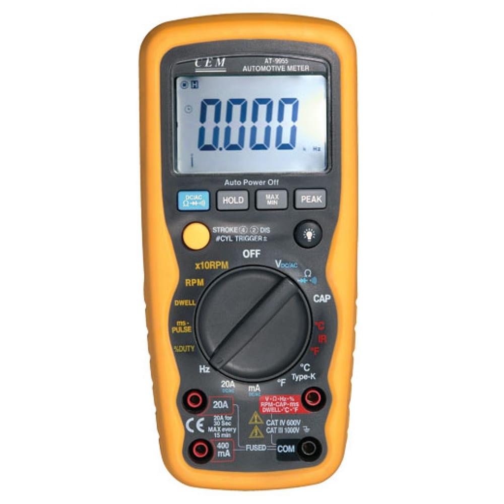 Автомобильный мультиметр сем at-9955 480038