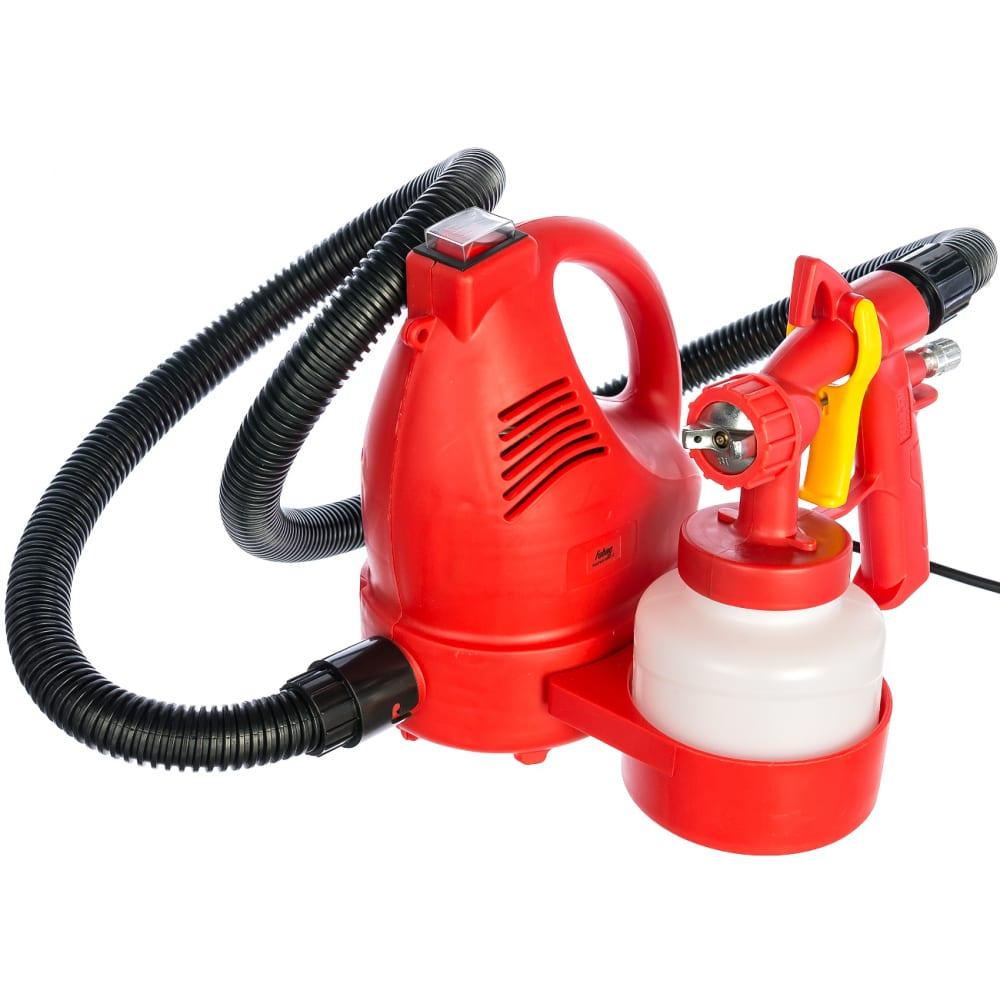 Электрический краскораспылитель fubag easypaint s500/1.8 100173